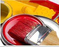 Emalie i farby antykorozyjne do metalu