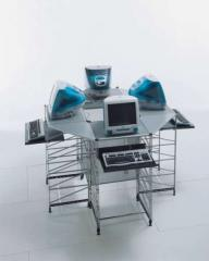 Modułowy system półek Socrate office