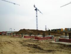 Maszyny budowlne