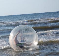 Kule dmuchane Water Ball