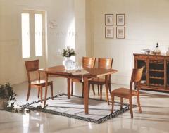 Stół rozkładany z krzesłami CW-835