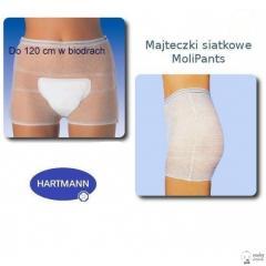 Majtki poporodowe siatkowe MoliPants Hartmann do