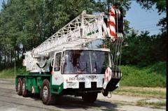 Żuraw drogowy DST-0285