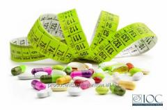 We produce all dietary supplements