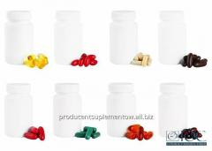 Food additives for athletes