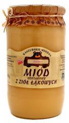 Polski miód z ziół łąkowych 1000g