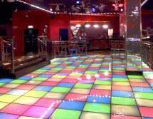 Podłogi podświetlane