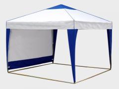 Namioty rurkowe ogrodowe