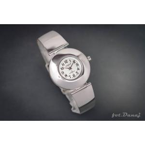 Zegarek srebrny Osin 2604