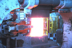 Forgings made by the smith forging method