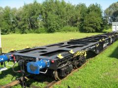 Freight car, flat-car