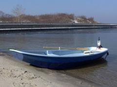 Punt 430 - funkcjonalna łódź wędkarska