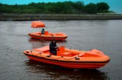 Vessels patrol