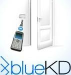 System kontroli dostępu blueKD, otwieranie drzwi