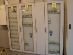 Automation cabinets