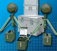 Przenośny systemem ochrony zewnętrznej MMD