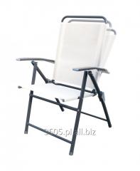 Krzesło ogrodowe 3-pozycyjne