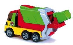 Zabawka samochód ciężarowy śmieciarka Roadmax