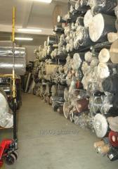 Auto fabrics