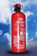 Car fire extinguishers
