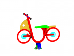 "Kiwak ""Bicykl"""
