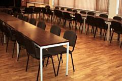 Furniture for conferences