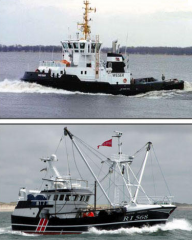 Boats for fishing