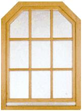 Windows: wood