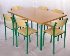 Stół świetlicowy stołówkowy