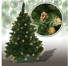 Artificial fir-trees