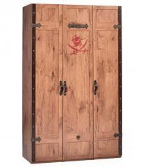 Szafa 3 drzwiowa Black Pirate 20.13.1002.00