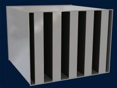 Ventilation mufflers
