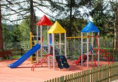 Children's pleasure-ground