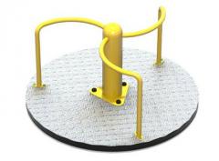 Childrens merry-go-round