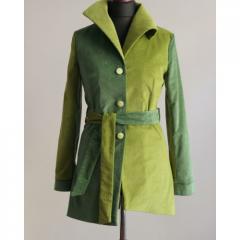 Płaszcz asymetryczny