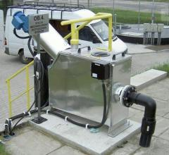 Systems for deep water sewage treatment