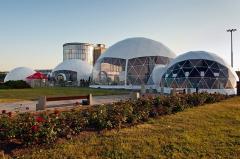 Buildings exhibition