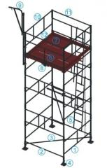Building scaffoldings