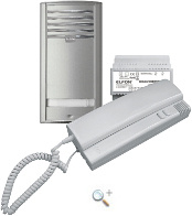 P1 Tk6 - Elfon - Zestaw domofonowy