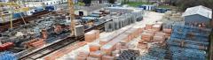 Półprodukty betonowe