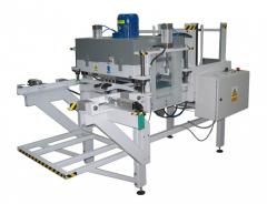 Machines for euro pallets production