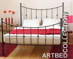 Łóżko dwuosobowe Paulo