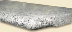 Parapety granitowe