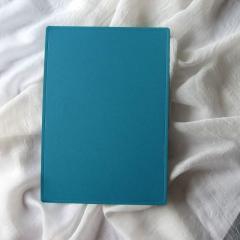 Papier matowy w kolorze turkusowym