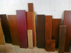Edging boards  1-st grade