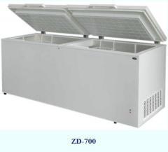 Zamrażarki skrzyniowe ZD-700