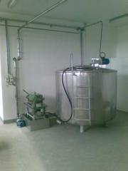 Zbiorniki ze stali kwasoodpornej