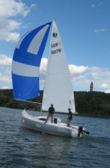 Sails for windsurfing