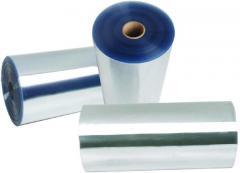 Folia termokurczliwa PVC