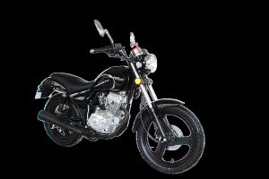 Motocykl Romet Soft Chopper 125 (2012)